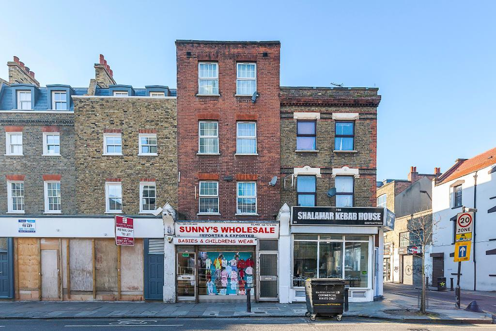 New Road, Whitechapel, London, E1 1HH